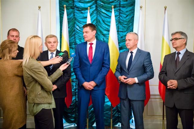 Minister sportu Adam Korol w Białymstoku
