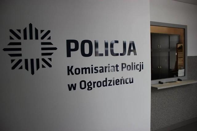Andrzej K., były komendant komisariatu policji w Ogrodzieńcu, stanie przed sądem