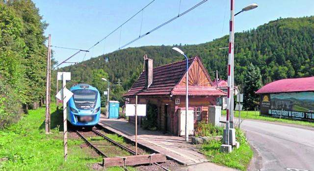 Zabytkowy budynek dworca kolejowego to jedyny taki obiekt na Śląsku Cieszyńskim