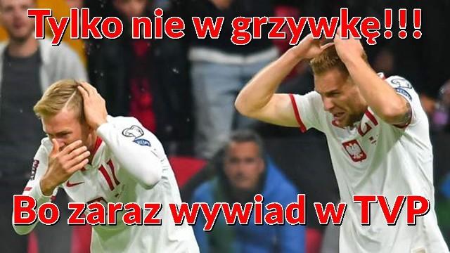 Memy po meczu Albania - Polska    Zobacz kolejne zdjęcia. Przesuwaj zdjęcia w prawo - naciśnij strzałkę lub przycisk NASTĘPNE