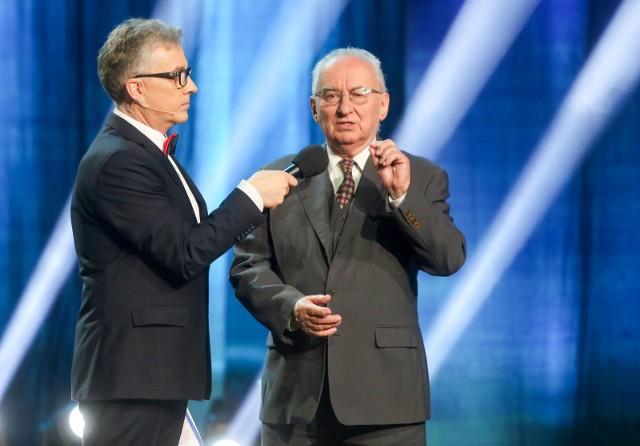 """Zbigniew Jujka na 70. urodzinach """"Dziennika Bałtyckiego"""""""