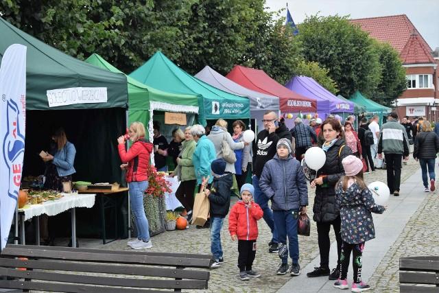 Na Rynku w Gniewkowie 25 września odbył się III Festyn Ekologiczny