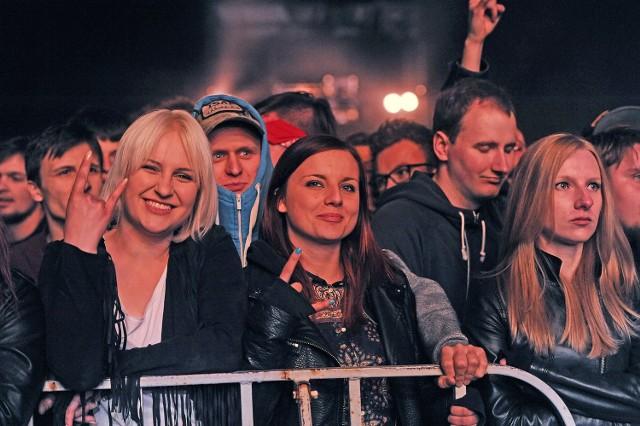 Juwenalia 2015 w Poznaniu: Hope, Maria Peszek, Acid Drinkers