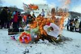 Gorlice. Marzanny spłonęły w Szymbarku. Już czas na wiosnę!