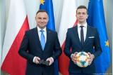 Fifa 19: Prezydent Andrzej Duda powołał reprezentację Polski