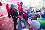 Piknik dla dzieci. Pokazy ratowania, gdy załamie się lód [FILM]
