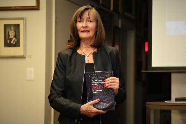 Danuta Piątkowska od lat mieszka w Nowym Jorku, ale chętnie wraca do Opola. Badaczka została laureatką tegorocznej edycji konkursu Wybitny Polak w USA.