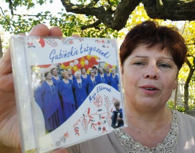- Moje Eldorada – taki tytuł nosi nasza druga płyta – mówi Danuta Kaczmarek i już dziś zaprasza na 7 listopada na jubileusz Gubińskich Łużyczanek.