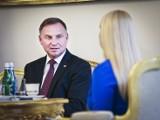 """Prezydent Andrzej Duda o """"lex TVN"""": przede wszystkim patrzę na kwestię moich obowiązków konstytucyjnych"""