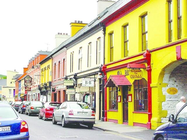 Na taka posiadlość może pozwolić sobie wlaściciel najsłynniejszego irlandzkiego produktu- piwa Guines