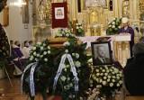 Ostrożany. Pogrzeb Jana Zalewskiego. Starostę żegnała rodzina oraz bliscy, a także przedstawiciele różnorodnych instytucji (zdjęcia)