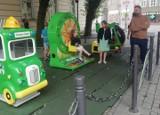 Zielona Góra. Nie działają darmowe zabawki w strefie zabaw dla dzieci. Zabawa czy kolejny bubel pod ratuszem?
