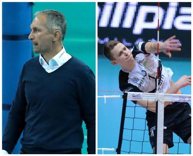 Andrzej Kowal i Bartłomiej Bołądź
