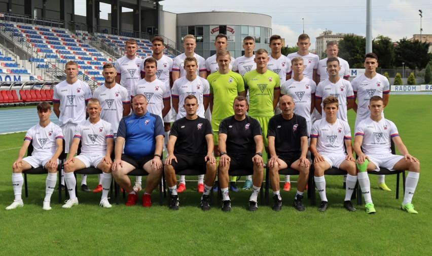 Piłkarze Broni Radom są już gotowi do nowego sezonu. W środę...
