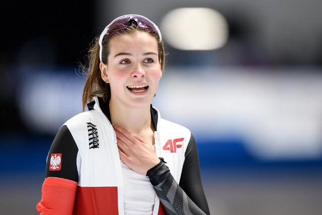 Kaja Ziomek kolejny raz pobiła rekord Polski na dystansie 500 metrów