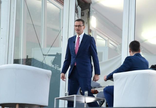 4.09.2019 krynica zdroj forum ekonomiczne 29. premier mateusz morawieckifot. sylwia dabrowa / polska press