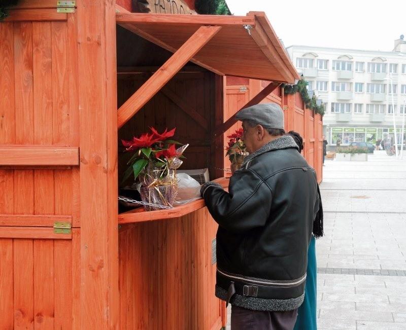 W zeszłym roku jarmark świąteczny na placu Wolności nie zdał egzaminu. W tym, zamiast niego, odbędą się dwa pchle targi