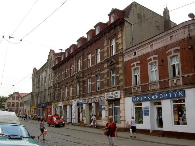 Szopienice, ul. Obrońców Westerplatte