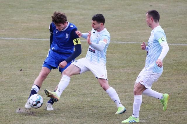 Rezerwy Lecha Poznań potrzebują zwycięstw, tymczasem w Częstochowie tylko zremisowały ze Skrą 0:0