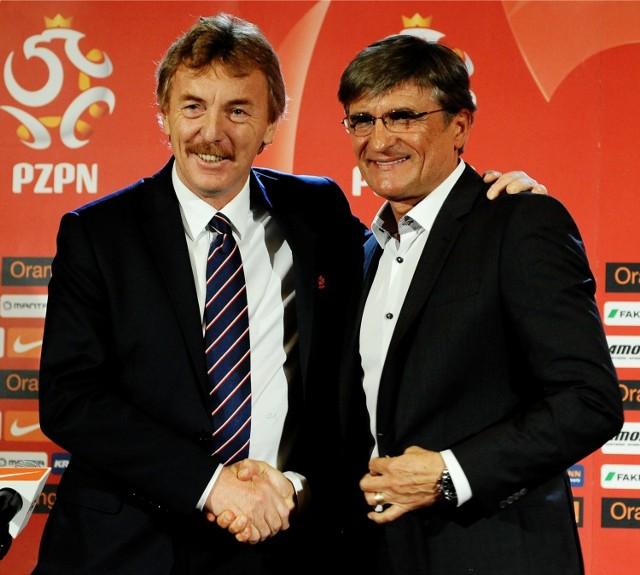 Boniek i Adam Nawałka grali razem na mundialu w 1978 roku