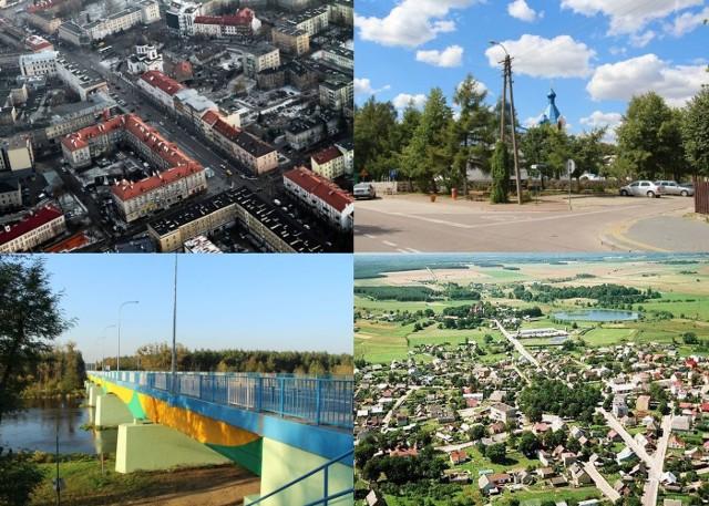 Przedstawiamy miasta z największym przeciętnym miesięcznym wynagrodzeniem brutto w Polsce. Trzy pierwsze miasta w naszym zestawieniu mają taki sam wynik, ale potem robi się naprawdę ciekawie.Myślicie, że najlepiej zarabia się w Białymstoku i Suwałkach? Błąd! Sprawdźcie, które miasta zdeklasowały wszystkie inne