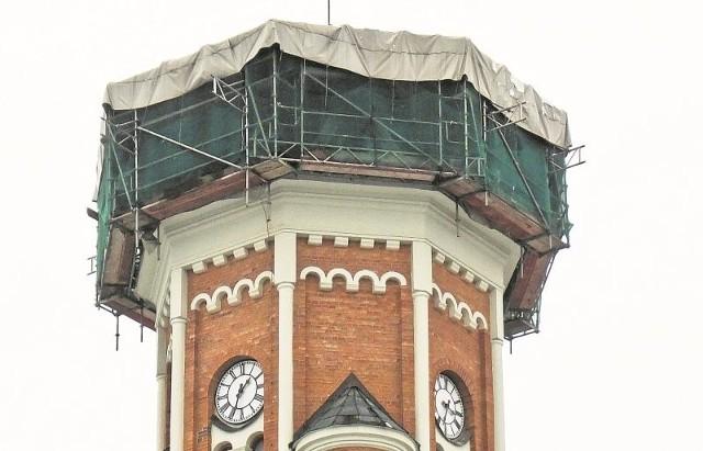 Na odbudowę wieży kościoła św. Wojciecha parafia dostała w lutym 700 tys. zł od ministra kultury. Teraz ksiądz wystąpił o wsparcie również do wojewódzkiego konserwatora zabytków.