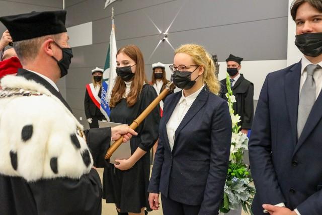 ZUT. Inauguracja roku akademickiego 2021/2022