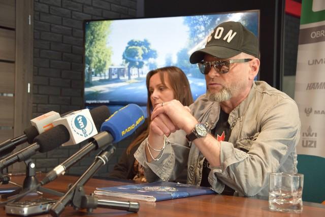 Napad na kantor w Częstochowie. Detektyw Krzysztof Rutkowski przedstawił nowe nagranie