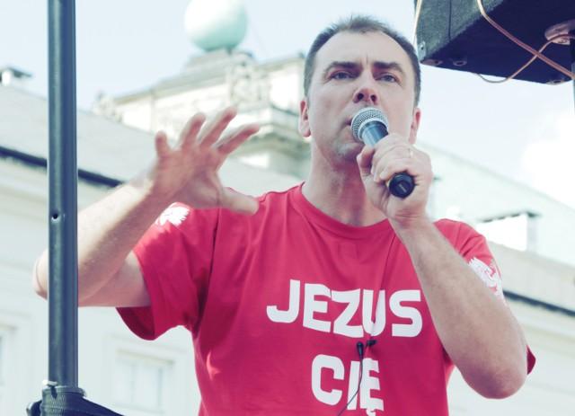 Z Arturem Pawłowskim, organizatorem Marszu dla Jezusa, rozmawia Karolina Koziolek.