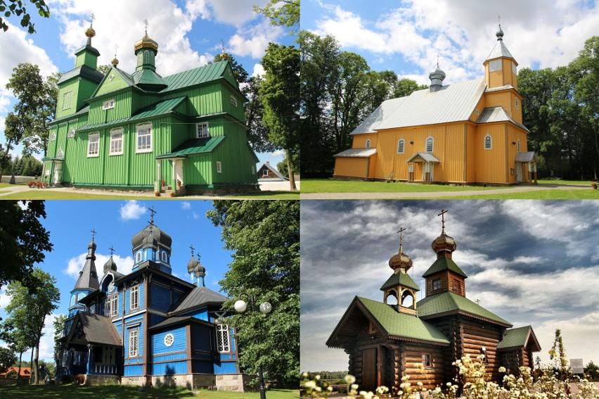 Która cerkiew podoba wam się najbardziej? Zapraszamy do naszej galerii!