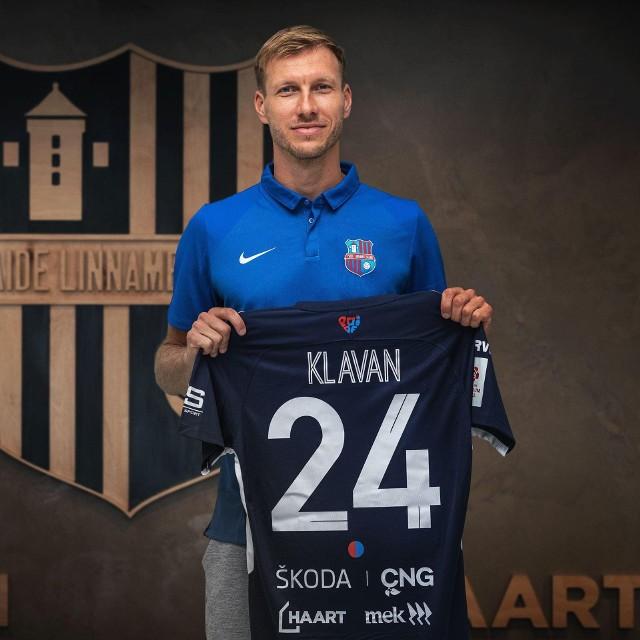 Ragnar Klavan podpisał półtoraroczny kontrakt z Paide Linnameeskond