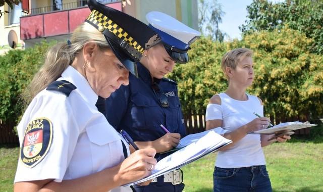 Straż Miejska w Białymstoku rozpoczęła akcję Bezpieczna droga do szkoły
