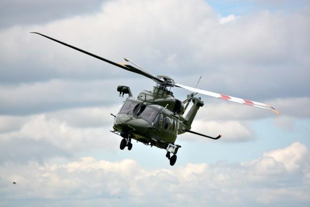 W przeciwieństwie do Caracala śmigłowiec AW149 (Agusta Westland) to młody projekt. Certyfikat wojskowy otrzymał w 2014 r.