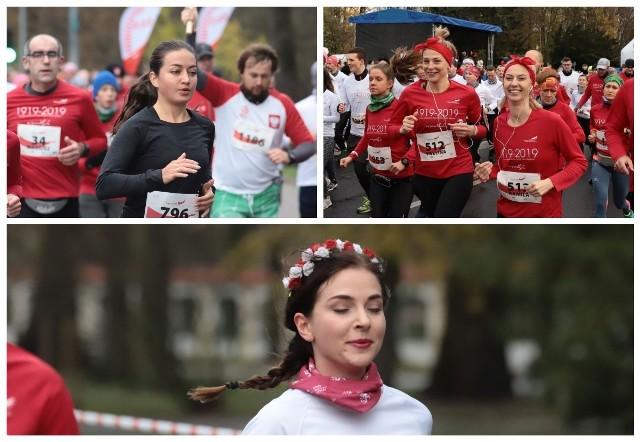 W 101. rocznicę odzyskania niepodległości przez Polskę ponad 1500 zawodników wzięło udział w Biegu dla Niepodległej. Wśród nich znalazło się wiele pięknych pań. Zobaczcie zdjęcia!