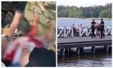 Prokuratura Rejonowa w Augustowie zakończyła śledztwo w sprawie zabójstwa. Nożownika chce skierować na leczenie
