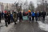 Wielkoorkiestrowy bieg... cyklistów w Kaliszu [FOTO]