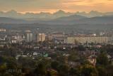 Tatry widziane z Krakowa. Te zdjęcia podbijają internet [20.10.20]