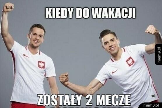 Euro 2020. MEMY przed meczem Polska - Hiszpania: jeszcze 2 mecze i wakacje [GALERIA]