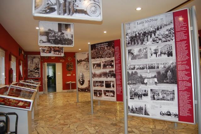 Laureatów zaproszono do siedziby Muzeum Ochotniczych Straży Pożarnych w Solcu Kujawskim.