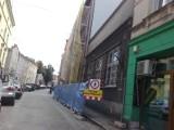 Budynek namysłowskiej komunalki w remoncie