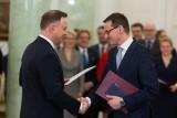 Ministrowie rządu Beaty Szydło utrzymali stanowiska. Mateusz Morawiecki superpremierem