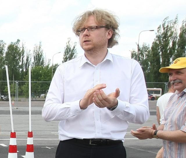 Łukasz Kucharski został odwołany przez zarząd województwa łódzkiego ze stanowiska dyrektora WORD Łódź na wniosek CBA
