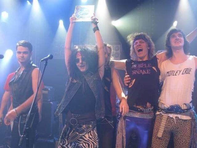 Zespół Purple Snake zwyciężyli IX Rock Time, który odbył się w NCPP.