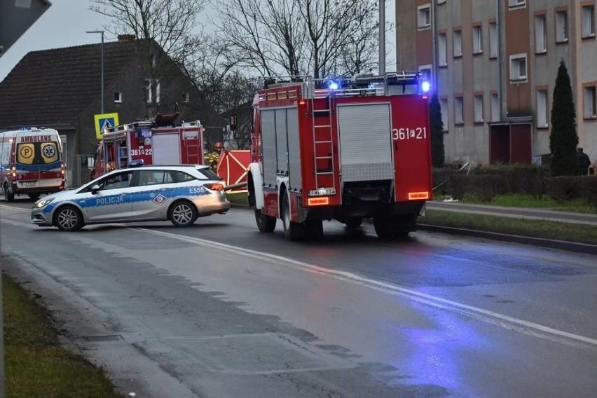 Na początku roku w Krośnie Odrzańskim doszło do śmiertelnego...