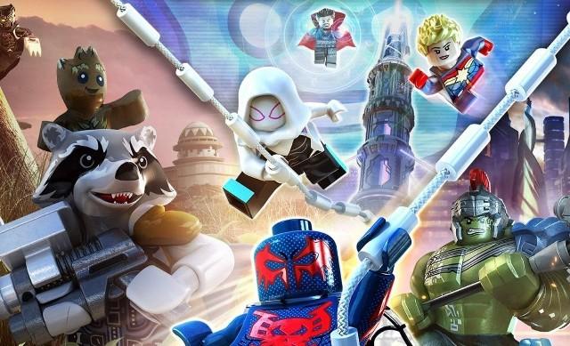 Lego Marvel Super Heroes 2Lego Marvel Super Heroes 2