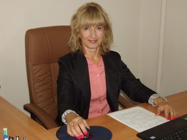 - Chcemy serwować dzieciom zdrowe produkty - mówi dyrektor Jadwiga Zarzeczna-Rosół
