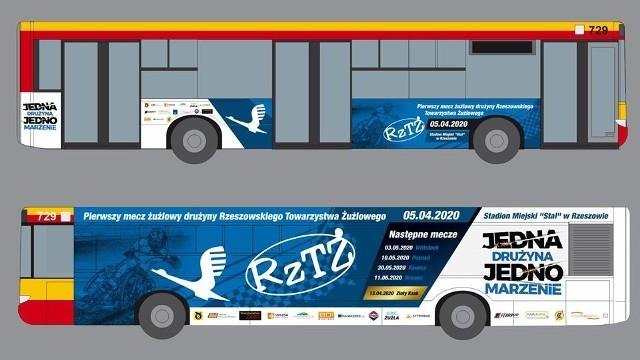 Na razie po ulicach Rzeszowa jeżdżą cztery takie autobusy