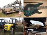 Gitara, traktor lub perkusja. To możesz kupić od Agencji Mienia Wojskowego w Lublinie. Sprawdź oferty [11.04.2021]