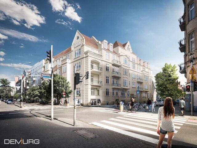 Jak podaje portal projektinwestor.pl, nowy nabywca pozyskał obiekt z pełną dokumentacją branżową i pozwoleniem na budowę. Prace projektowe przeprowadziła firma Demiurg na zlecenie poprzedniego właściciela tj. Kruk S.A. Zobacz więcej wizualizacji ---->