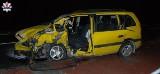 Wypadek w Niewęgłoszu. Sprawca wsiadł za kółko po alkoholu. Zginęły dwie osoby